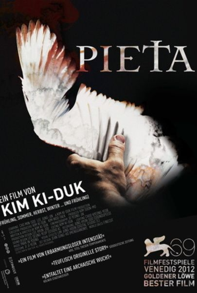 "Movie poster for ""Pieta"""