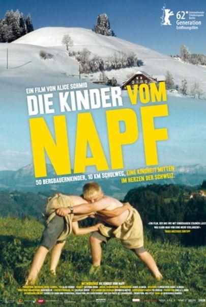 "Movie poster for ""Die Kinder vom Napf"""