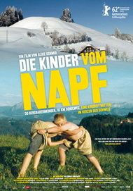 "Movie poster for ""Die Kinder vom Napf"""