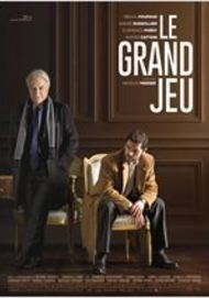 "Movie poster for ""LE GRAND JEU"""