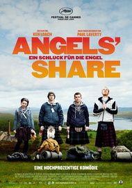 """Filmplakat für """"Angels' Share - Ein Schluck für die Engel"""""""