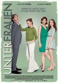 """Filmplakat für """"Unter Frauen"""""""