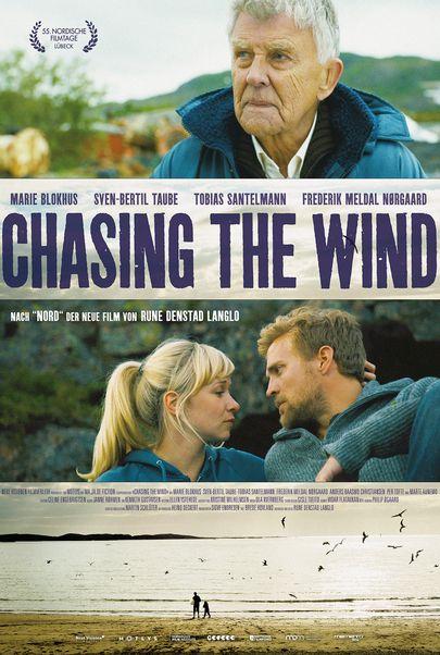 """Filmplakat für """"Chasing the Wind"""""""