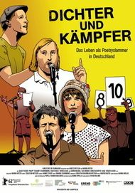 "Movie poster for ""Dichter und Kämpfer"""