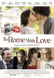 "Filmplakat für ""TO ROME WITH LOVE"""