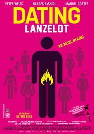 "Movie poster for ""Dating Lanzelot"""