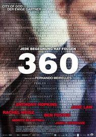 """Filmplakat für """"360 - Jede Begegnung hat Folgen"""""""