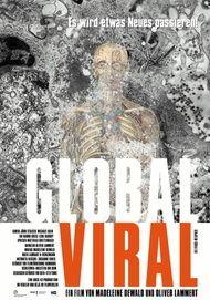 """Movie poster for """"Global Viral. Die Virus-Metapher"""""""