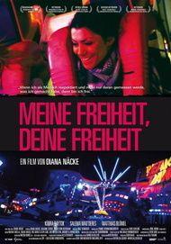 """Filmplakat für """"Meine Freiheit, Deine Freiheit"""""""