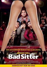 """Filmplakat für """"Bad Sitter"""""""