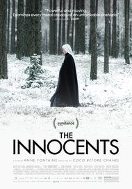 """Movie poster for """"THE INNOCENTS"""""""
