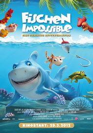 """Filmplakat für """"Fischen Impossible - Eine tierische Rettungsaktion"""""""