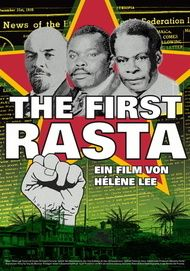 "Filmplakat für ""The First Rasta"""