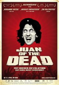 "Filmplakat für ""Juan of the Dead"""