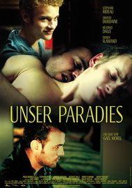 """Filmplakat für """"Unser Paradies"""""""