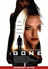 """Filmplakat für """"GONE"""""""