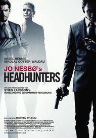 """Filmplakat für """"Headhunters"""""""