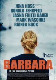 """Movie poster for """"BARBARA"""""""
