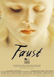 "Movie poster for ""Faust"""