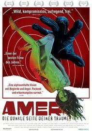 "Movie poster for ""Amer"""