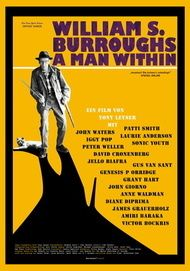 "Filmplakat für ""William S. Burroughs - A Man Within"""