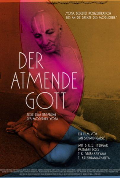"Movie poster for ""Mysore Yoga School"""