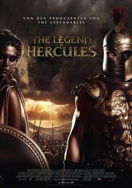 "Filmplakat für ""The Legend of Hercules"""
