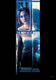 "Filmplakat für ""THE BOY NEXT DOOR"""