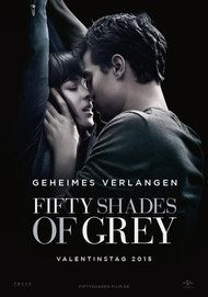"Filmplakat für ""FIFTY SHADES OF GREY"""