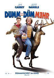 """Filmplakat für """"Dumm und Dümmehr"""""""