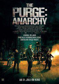 """Filmplakat für """"The Purge - Anarchy"""""""