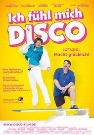 """Filmplakat für """"Ich fühl mich Disco"""""""