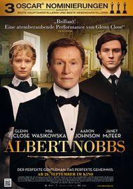 "Filmplakat für ""Albert Nobbs"""