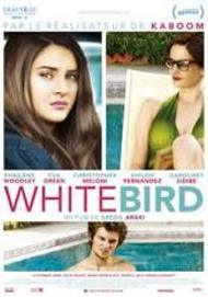 "Movie poster for ""WHITE BIRD"""
