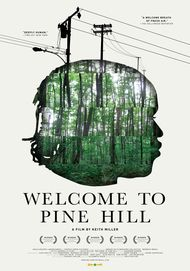 """Movie poster for """"Welcome To Pine Hill"""""""