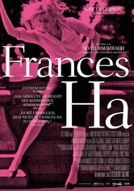 "Movie poster for ""Frances Ha"""