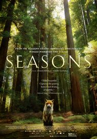 """Movie poster for """"SEASONS"""""""
