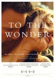"""Filmplakat für """"TO THE WONDER"""""""