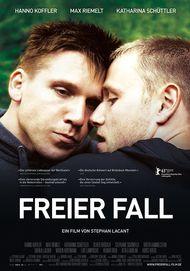 """Filmplakat für """"Freier Fall"""""""