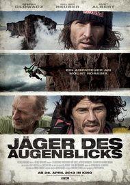 """Filmplakat für """"Jäger des Augenblicks - Ein Abenteuer am Mount Roraima"""""""