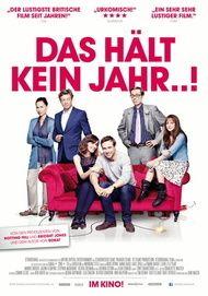 """Filmplakat für """"Das hält kein Jahr..!"""""""