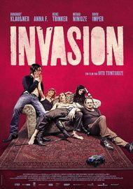 """Filmplakat für """"Invasion"""""""