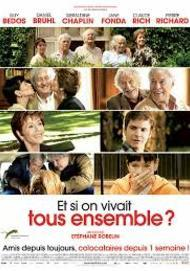 "Movie poster for ""ET SI ON VIVAIT TOUS ENSEMBLE ?"""