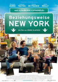"""Filmplakat für """"Beziehungsweise New York"""""""