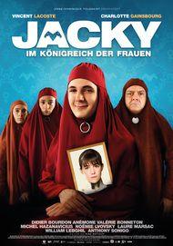 """Filmplakat für """"Jacky im Königreich der Frauen"""""""