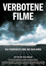 """Filmplakat für """"Verbotene Filme"""""""