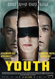 "Movie poster for ""YOUTH"""
