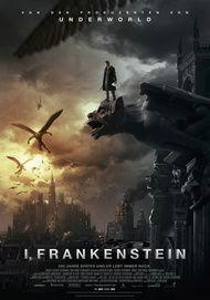 """Filmplakat für """"I, Frankenstein"""""""