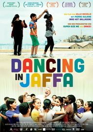 "Movie poster for ""Dancing in Jaffa"""