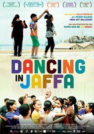 """Filmplakat für """"Dancing in Jaffa"""""""